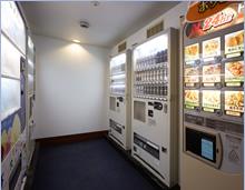 自動販売機コーナー